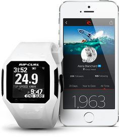 Rip Curl Search GPS Surf Watch - http://www.np-1.com/rip-curl-search-gps-surf-watch/