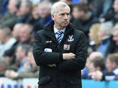Pardew hopes Foxes inspire Palace