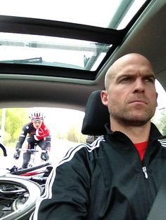 Motor pacing with Rol Miller. He is doing and hour in this photo Cycling, Fictional Characters, Biking, Bicycling, Fantasy Characters, Riding Bikes, Cycling Gear