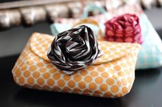 no 202 Clutches | by i think sew 1