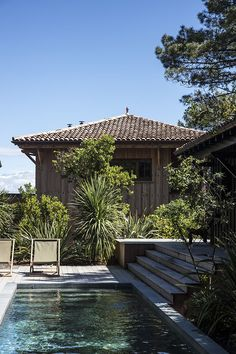 Rustic holiday home in Cap Ferret, France