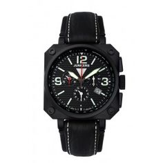 Reloj Junkers 6792-2 Cronógrafo Negro PVD « Relojesactuales