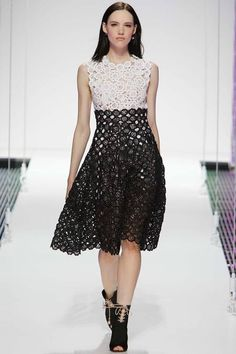 One of my favorite looks from Christian Dior Resort 2015 Collection