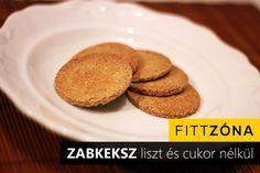 Recept: zabkeksz liszt és cukor nélkül - FittZona.hu