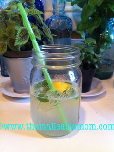 Low Sugar Lemonade with a twist: squeeze one lemon into glass, add ice and seltzer. Add stevia and vodka to taste. Break up a basil leaf and stir in...Cheers!