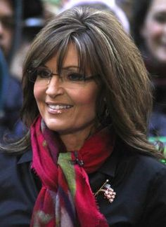 Sarah Palin awesome!! Should be our President!!