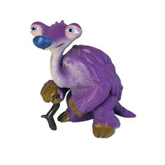 Ice Age Movies, Sloth, Smurfs, Cake Toppers, Dinosaur Stuffed Animal, Purple, Toys, Animals, Ebay