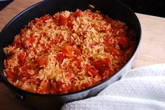 Light Spanish Rice.  Weight Watcher's 4 points.  Rave reviews, I'm trying this tonight.  Review to follow.