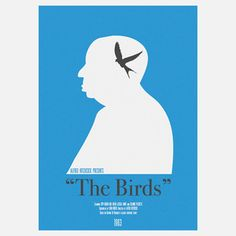 One of my fav movies!!! The Birds 11.7x16.5 now featured on Fab.