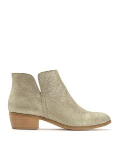 Splendid Official Store, Hamptyn Bootie, champagne, Womens : Shoe Shop, SAS10064