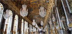 Hall of Mirrors - Versailles - New York Times