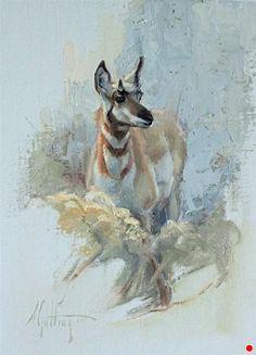Young Buck by Abigail Gutting, Oil, 12 x 9 Wildlife Decor, Wildlife Art, Hippo Drawing, Horse Cartoon, Deer Art, Resin Artwork, Nature Animals, All Art, Pet Birds