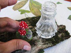 salt shaker pincushion