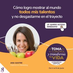 Ana Sastre Control, Accounting, Life, Business Accounting