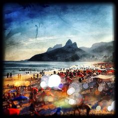 Two Brothers - Instawalk in Rio