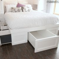 Blog with lots of DIY home projects