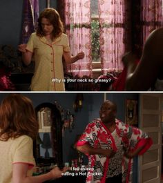 We all have a little bit of Unbreakable Kimmy Schmidt in us (18 photos): Titus Andromedon might be my spirit animal.
