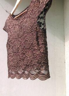 Kup mój przedmiot na #vintedpl http://www.vinted.pl/damska-odziez/bluzki-z-krotkimi-rekawami/10696390-bluzka-imprezowa-s-zloty-top