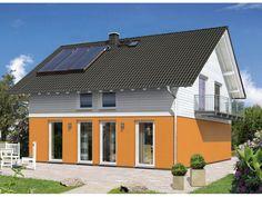 Flair 125 Süddeutschland - #Einfamilienhaus von Town & Country Haus Lizenzgeber GmbH | HausXXL #Massivhaus #Energiesparhaus #Landhausstil #Satteldach