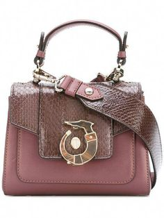 TRUSSARDI logo plaque cross-body bag.  trussardi  bags  leather  polyester     MiuMiu. Fashion Designers 57e413d0957d6