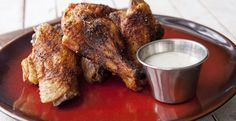 Slow Roasted Chicken Wings require a bit of planning, but are hard to mess up and you'll be left with fall-off-the-bone tender wings perfect for game day.