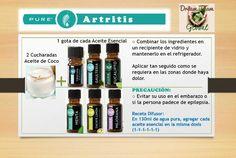 Artritis Aceites Esenciales PURE de Melaleuca