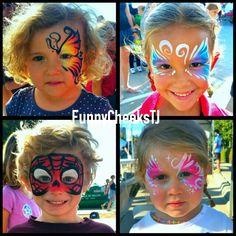 oktoberfest face painting ideas