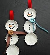 recycled christmas crafts - Bing Images