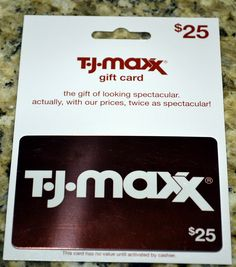 My uncle's girlfriend was a buyer for TJ Maxx several years ago. She told me that TJ Maxx was the real deal. They get brand name merchandise and sell it at great discounts. She also mentioned… 30th Birthday Gifts, 15th Birthday, Birthday Wishlist, Grad Gifts, All Gifts, Gifts For Wife, Company Christmas Cards, Christmas Cards To Make, Christmas 2019