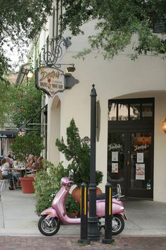 Dexters in Winter Park, Florida.  One of my favorite lunch & dinner spots.