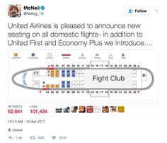 The Internet Is Mercilessly Attacking United Airlines With Memes, And It's Fantastic