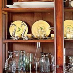 Creative Kitchen Cabinet Ideas: Freestanding Storage