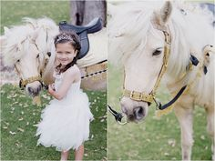 Girl and her pony fr