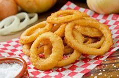 Onion Ring Recipe | Hillbilly Housewife