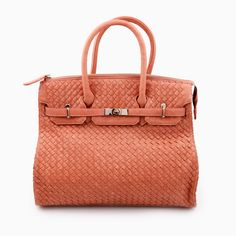woven peach...do I need another bag? :)