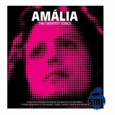 Discos com fados e canções de Amália Rodrigues, compre no Salão Musical de Lisboa. Pode fazer as suas compras online no site, receba em sua casa.