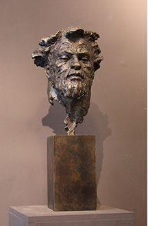 Christophe CHARBONNEL - sculptures en bronze & oeuvres monumentales Modern Sculpture, Bronze Sculpture, Sculpture Art, Sculptures, David And Goliath, Galerie D'art, Auguste Rodin, Car Wrap, Hawaii