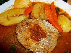 Carne Mechada (Puerto Rican Stuffed Pot Roast) - Hispanic Kitchen