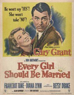 Vintage Movie Poster V