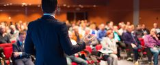 Harvey Mackay: The ABCs of public speaking. Great article for those working on Girl Scout Cadette Public Speaking badge. Event Management Company, Project Management, Presentation Skills, Marca Personal, Personal Branding, Public Speaking, Ted Talks, Public Relations, Corporate Events