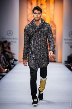 Grypho Fall/Winter 2015 - Mercedes-Benz Fashion Week México | Male Fashion Trends