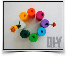DIYportal.ru - для любителей творить! | Декор банок воздушным шариком | http://diyportal.ru
