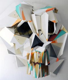 Clemens Behr - Wooden Skull (2011)