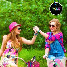 YOLO GIRLS! SUMMER TIME, COLORFUL WORLD! YOLO WAVES&HATS! www.yoloshop.pl