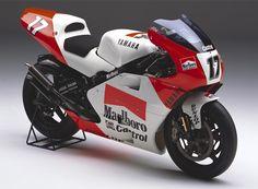 YZR500(0WF9)(1995年/レースマシン)