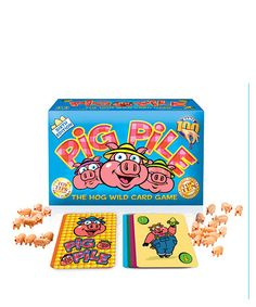 Take a look at this R Games Pig Pile Game by Family Game Night Collection on #zulily today!