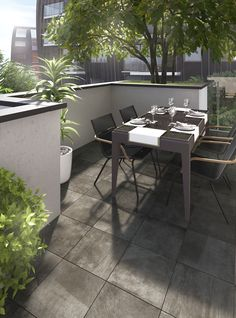 Best Terrasse Outdoor Images On Pinterest - Terrassen fliesen 80x80