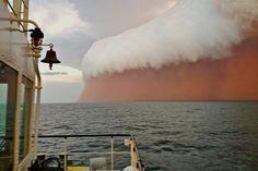 Dust Storm In Australia, 2013