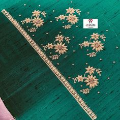 Best Embroidery Machine, Hand Work Embroidery, Embroidery Stitches, Peacock Embroidery Designs, Embroidery Suits Design, Best Blouse Designs, Simple Blouse Designs, Sleeves Designs For Dresses, Sleeve Designs