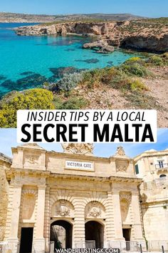 Want to get off the beaten path in Malta? Insider tips for Malta written by a local with the most beautiful places in Malta that you haven't heard of and secret Malta spots that you'll want to visit! Beautiful Places To Visit, Cool Places To Visit, Places To Travel, European Destination, European Travel, Malta Beaches, Malta Island, Voyage Europe, Eurotrip